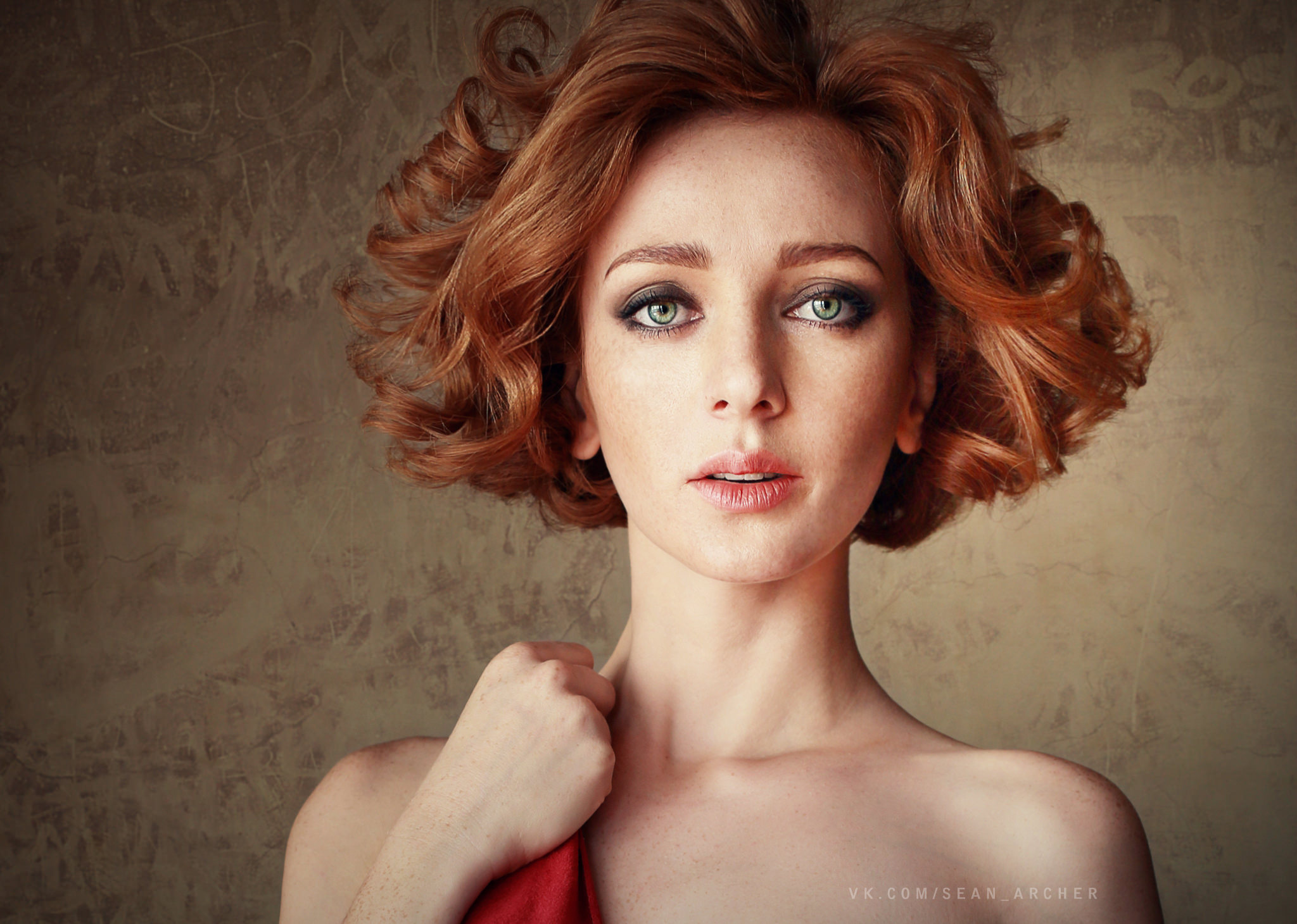 Inspire-se: Retratos de Sean Archer